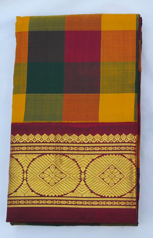 Temple Saree 2002