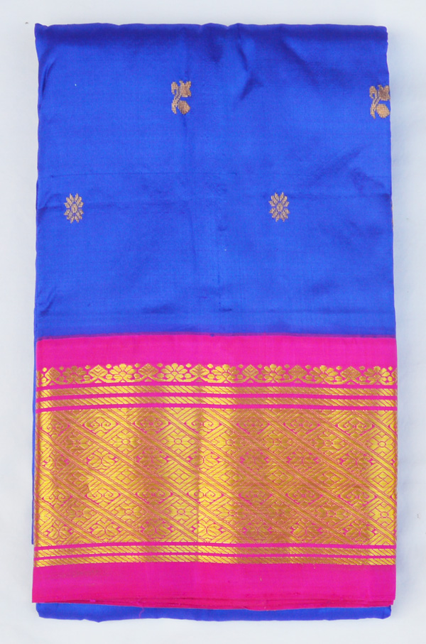 Temple Saree 2059