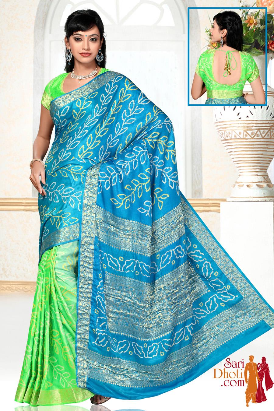 Bandhni Silk TC07