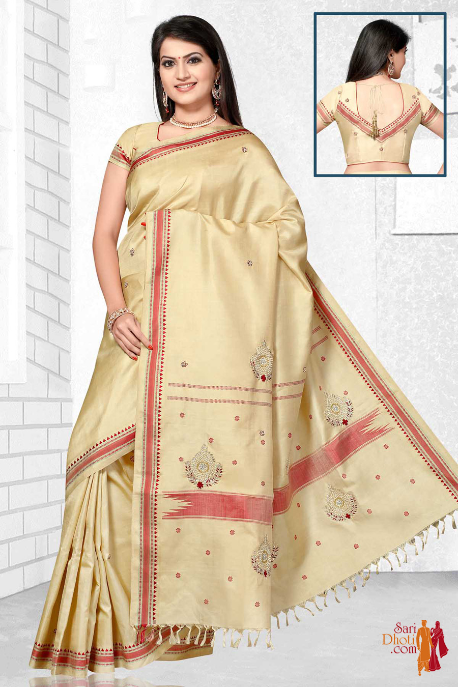 Kanchipuram Silk TC39