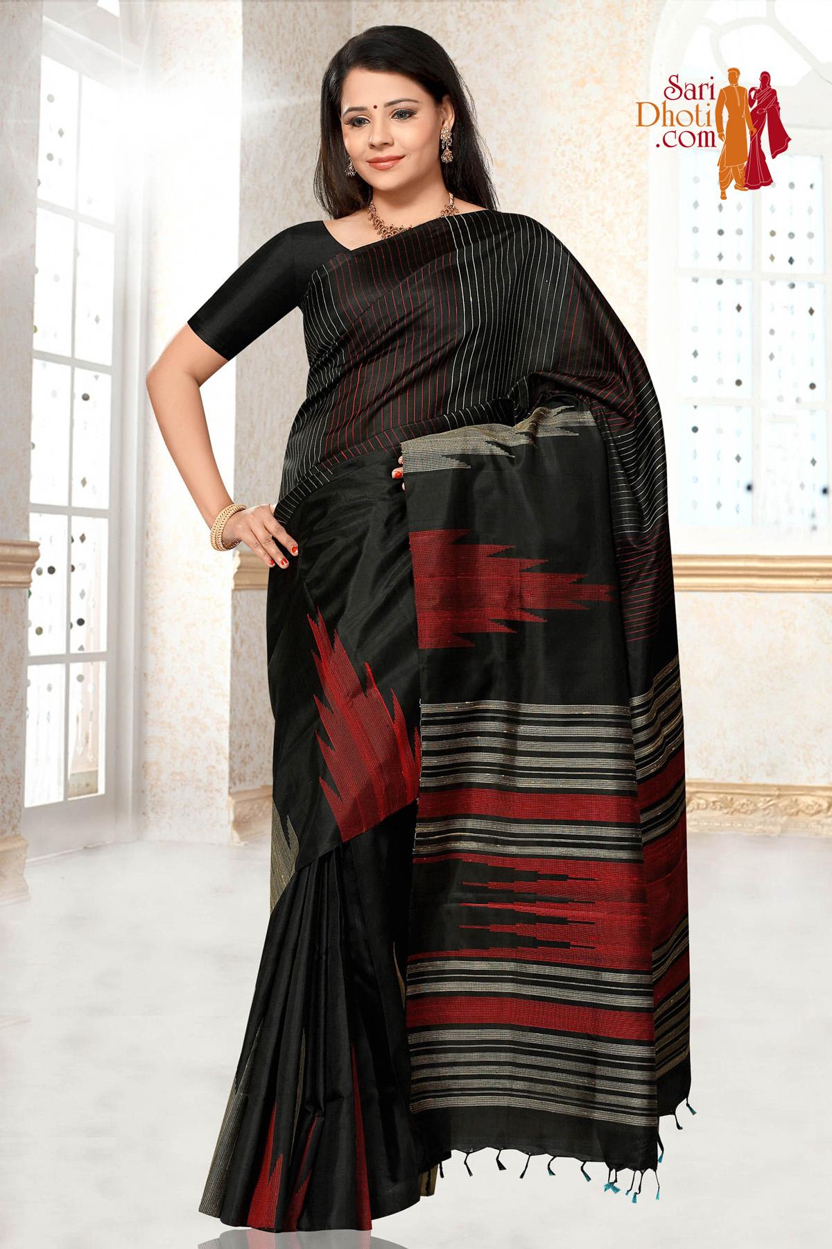 Soft Silk Saree US_1244