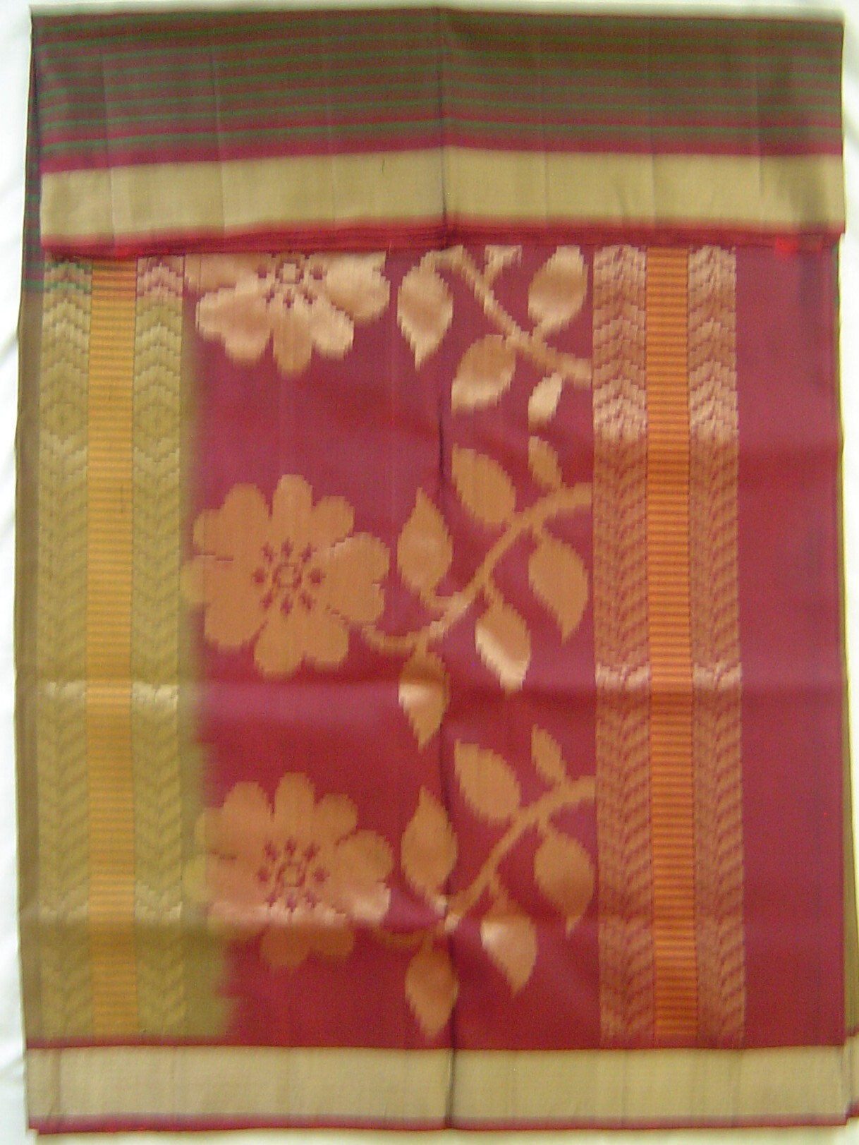 Soft Silk Saree US_292