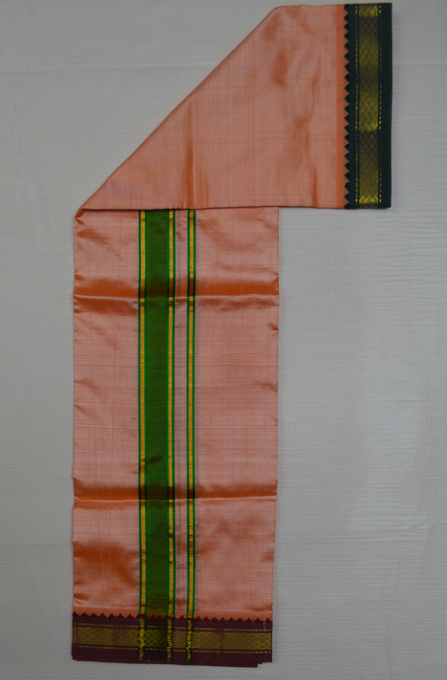 Silk Dhoti 2426