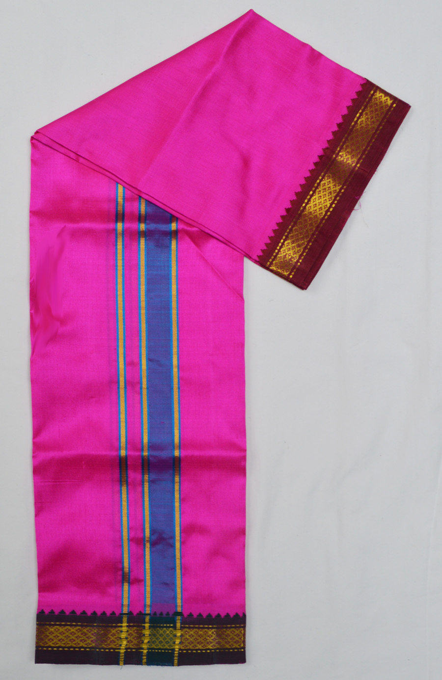 Silk Dhoti 2443