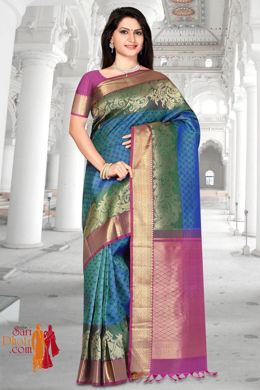 Bridal Kancheepuram 2506