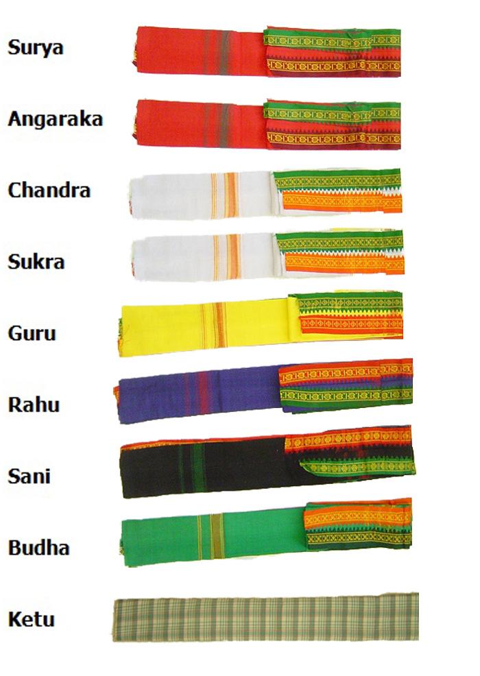 Cotton Navagraha 3998
