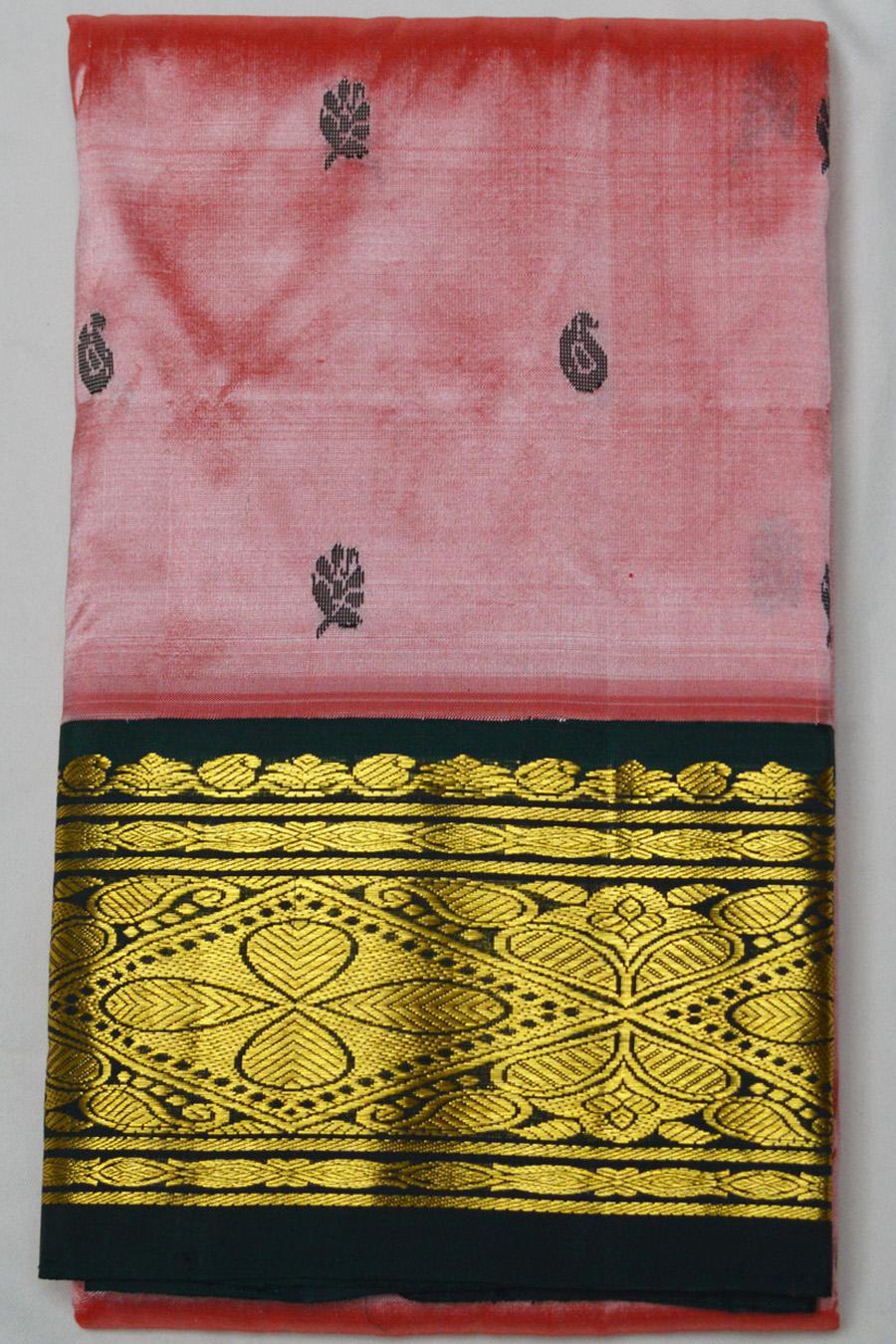 Temple Saree 2770