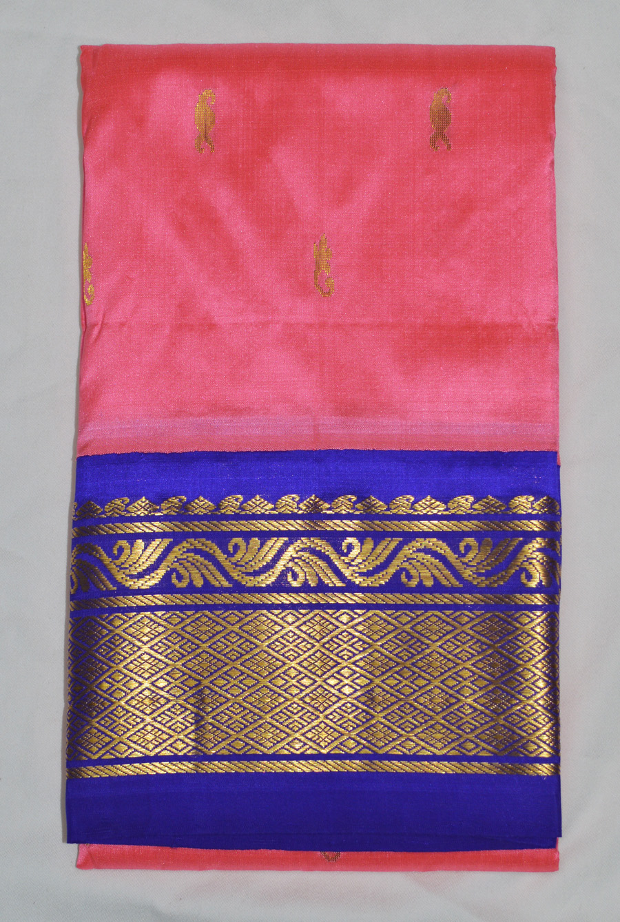 Temple Saree 2771