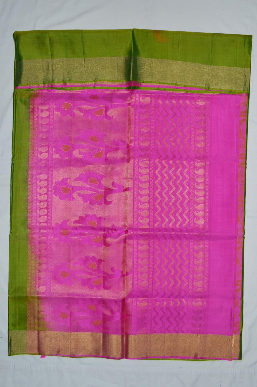 Soft Silk Saree 2849