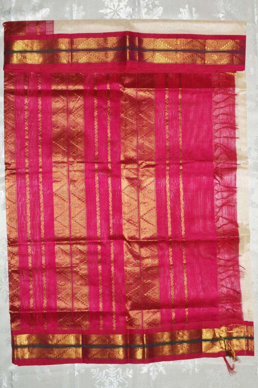 Silk-Cotton 3056