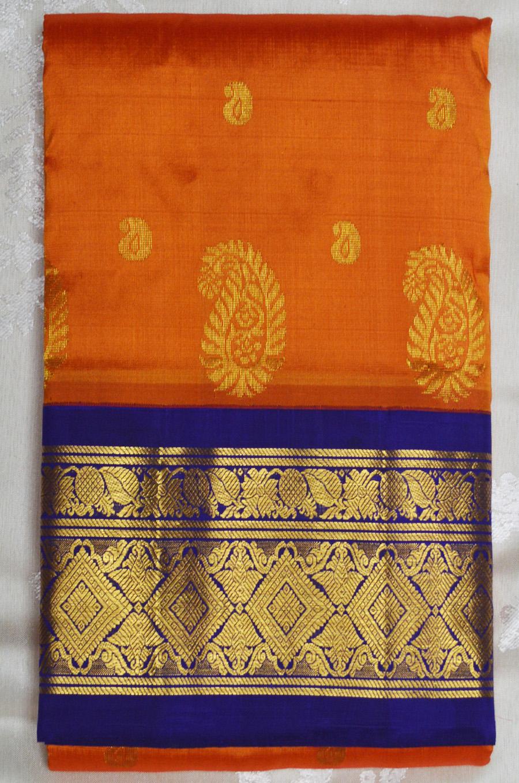 Temple Saree 3069