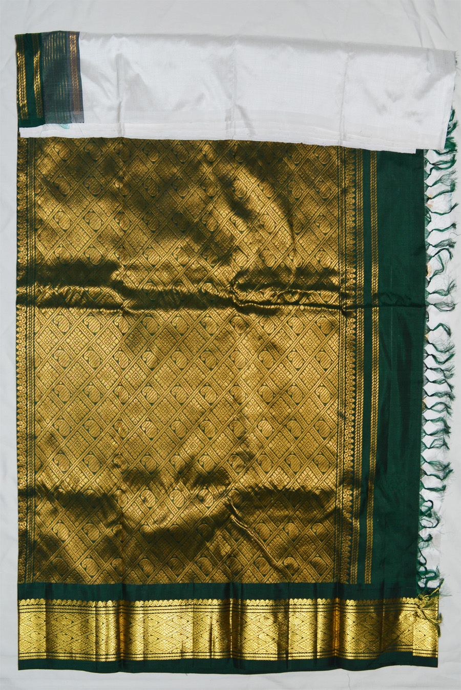 Temple Saree 3076-4