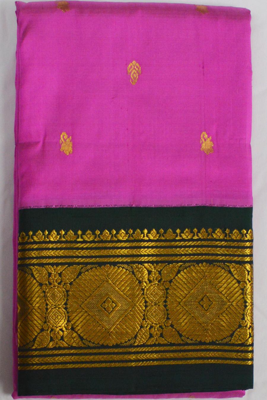 Temple Saree 3076-5