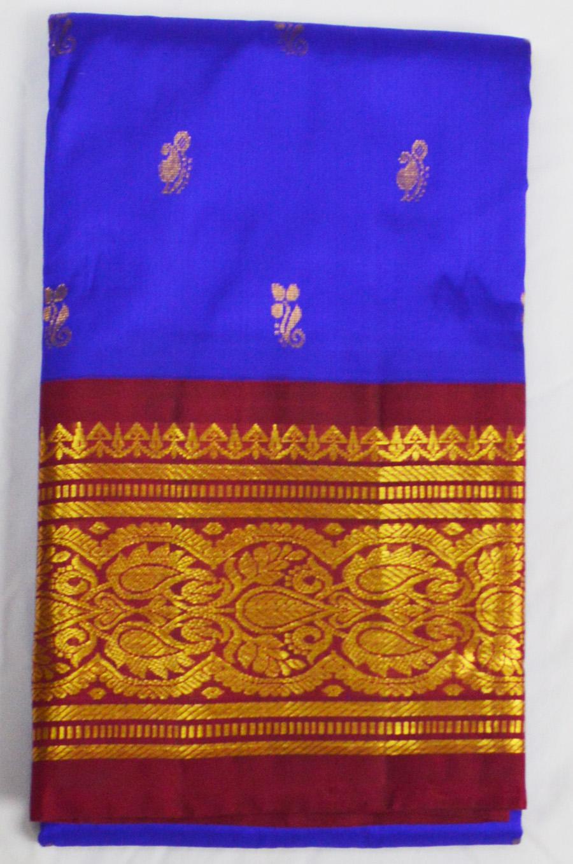 Temple Saree 3076-6
