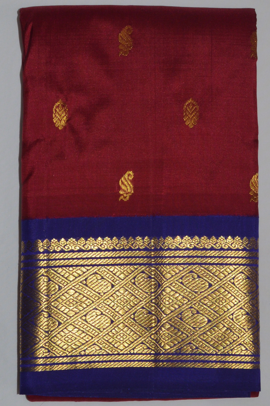 Temple Saree 3082