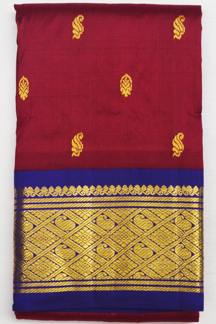 Temple Saree 3276