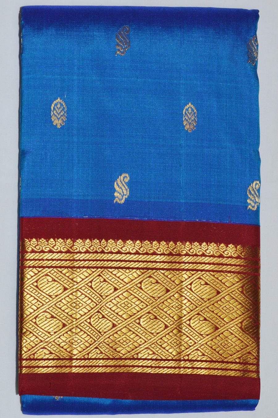 Temple Saree 3422