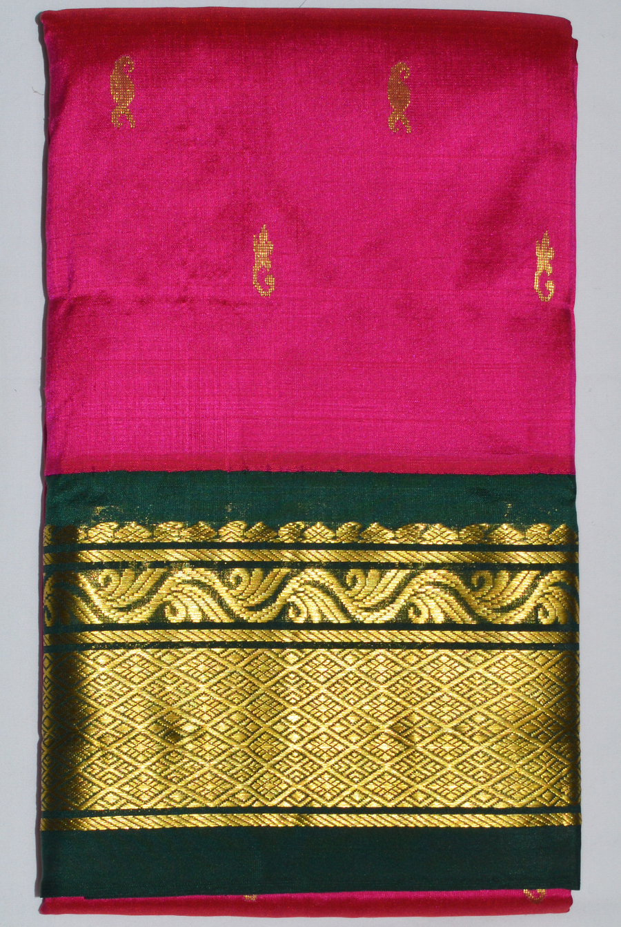 Temple Saree 3423