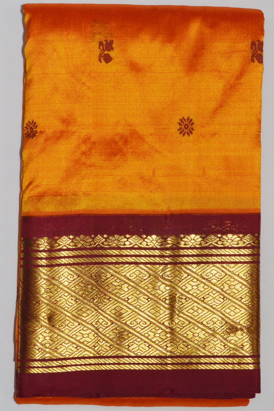 Temple Saree 3426