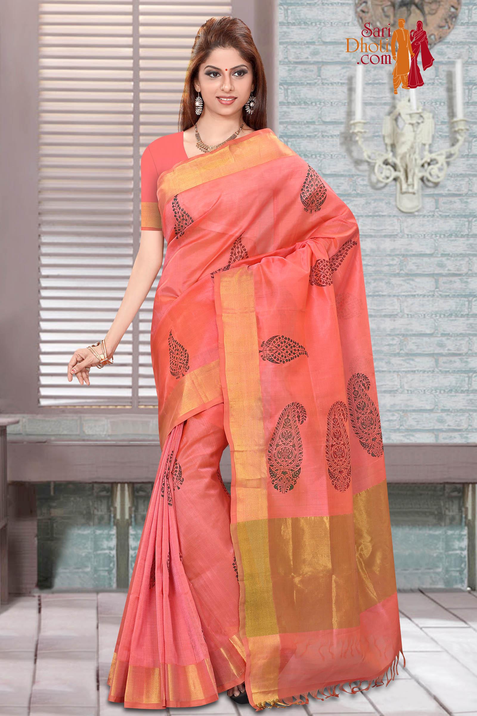 Silk-Cotton 3244