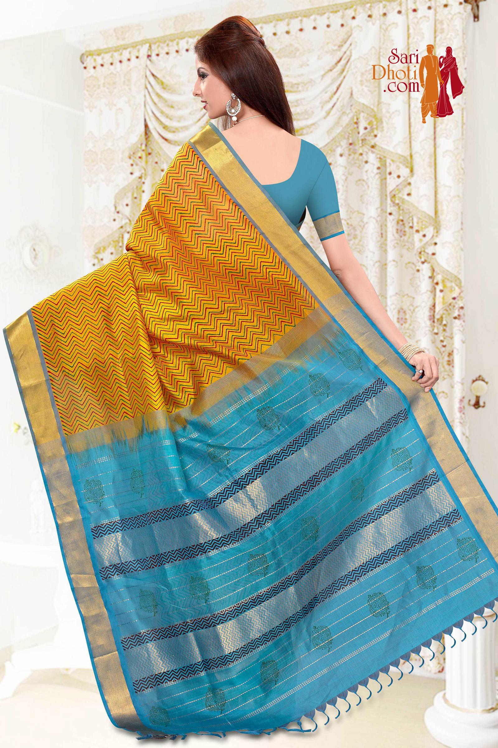 Silk-Cotton 3246