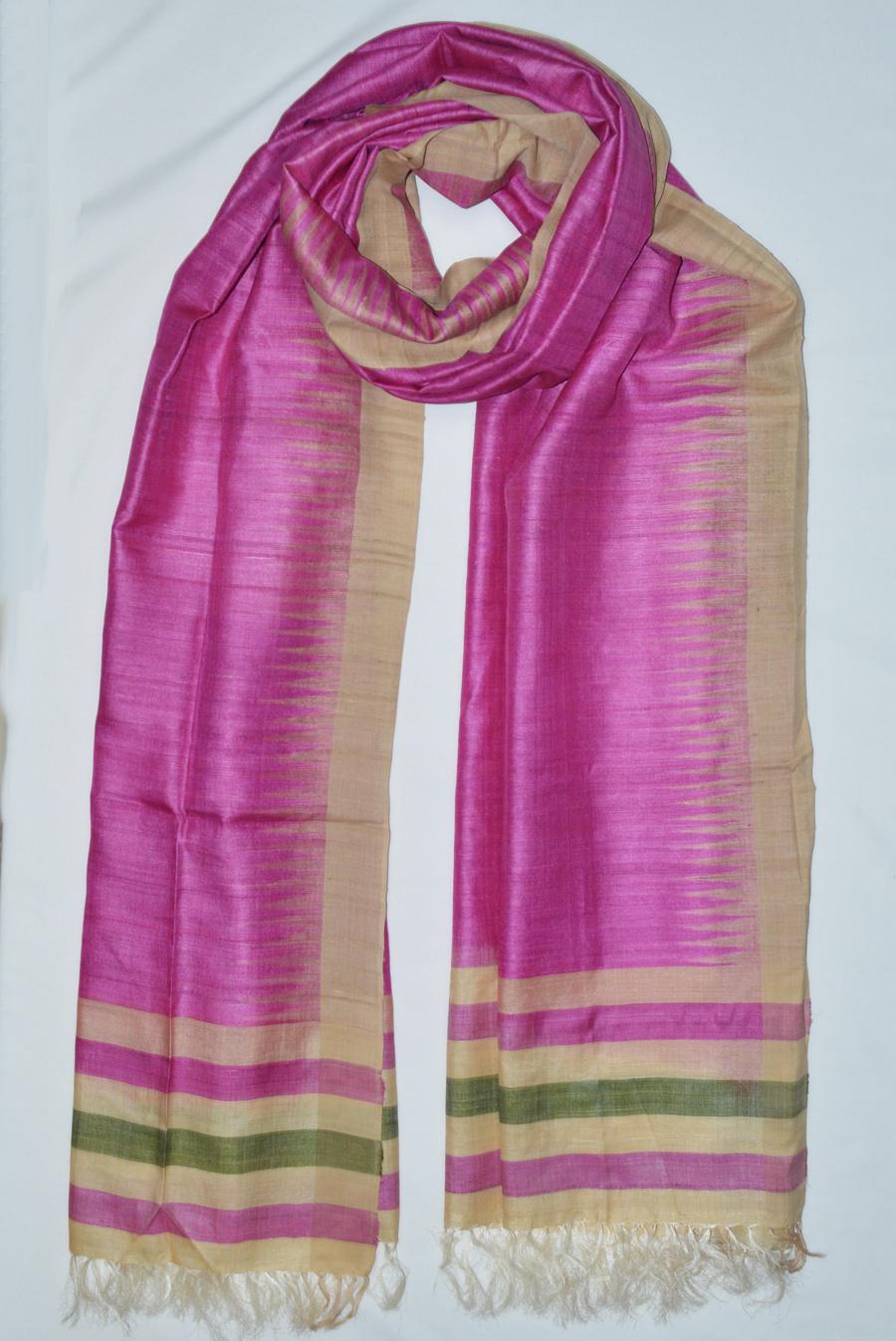 Tussar Silk  3434