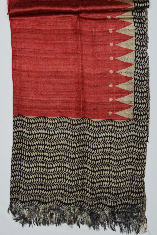 Tussar Silk  3486