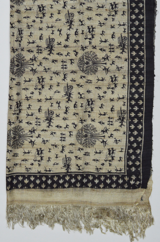 Tussar Silk  3487