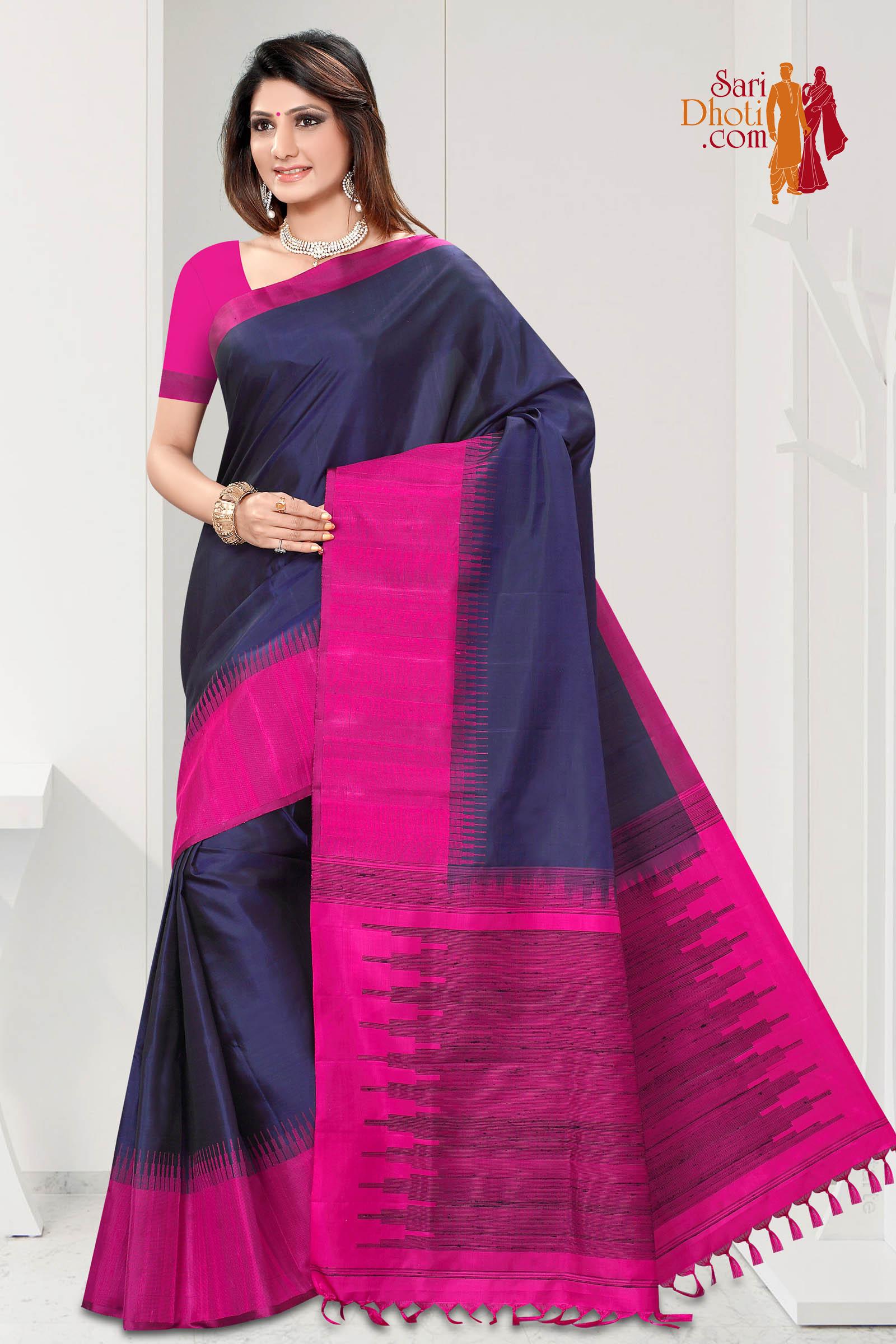 Soft Silk Saree 3643