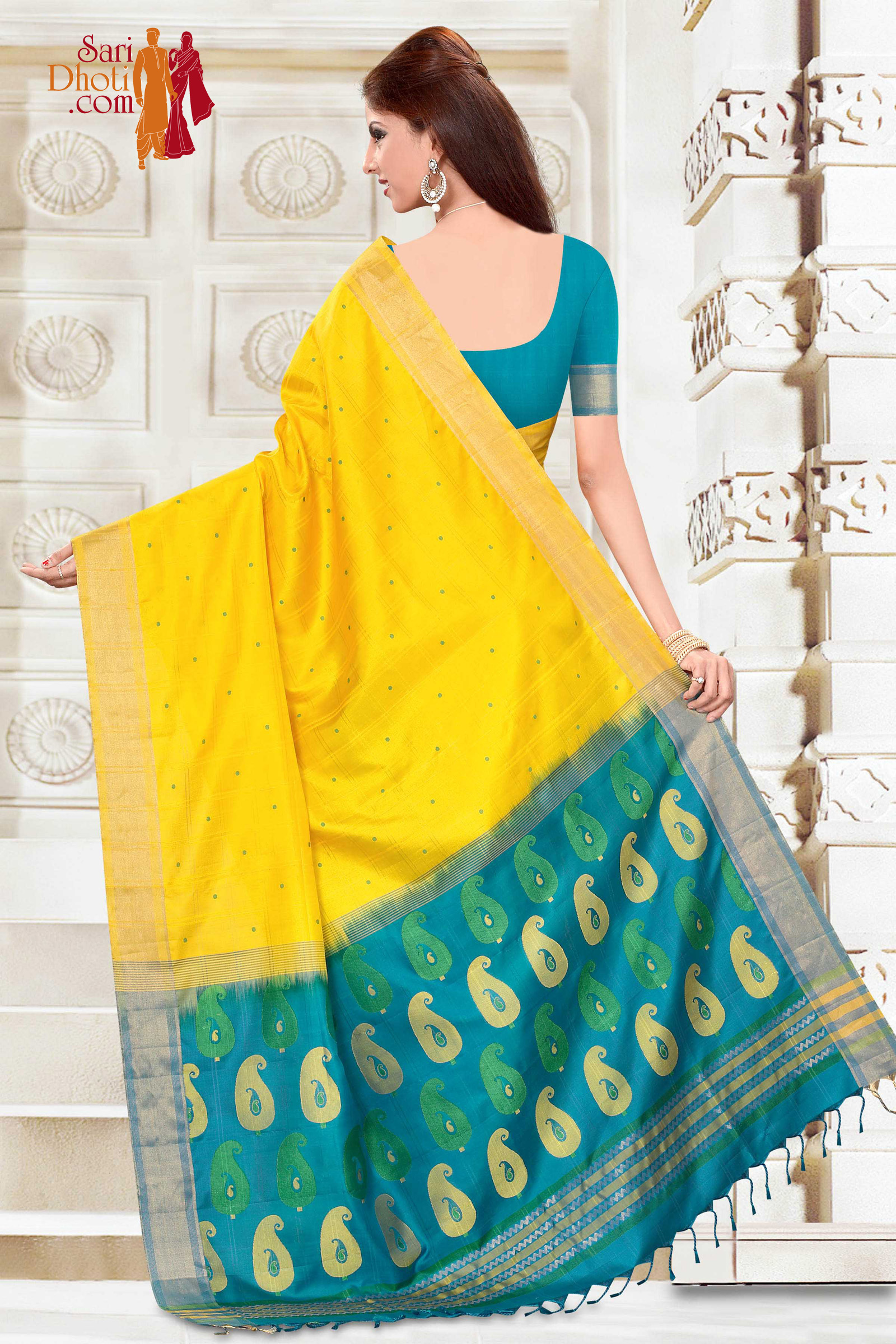 Soft Silk Saree 3647