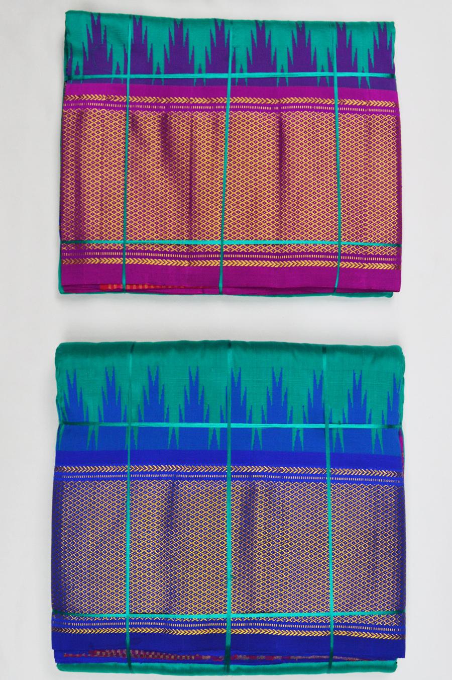 Silk Thirupathy 3668