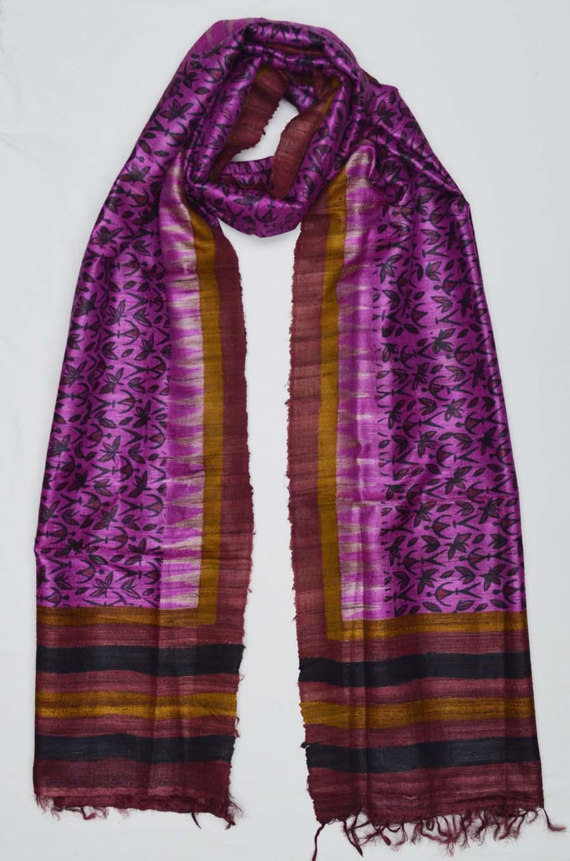 Tussar Silk  3818