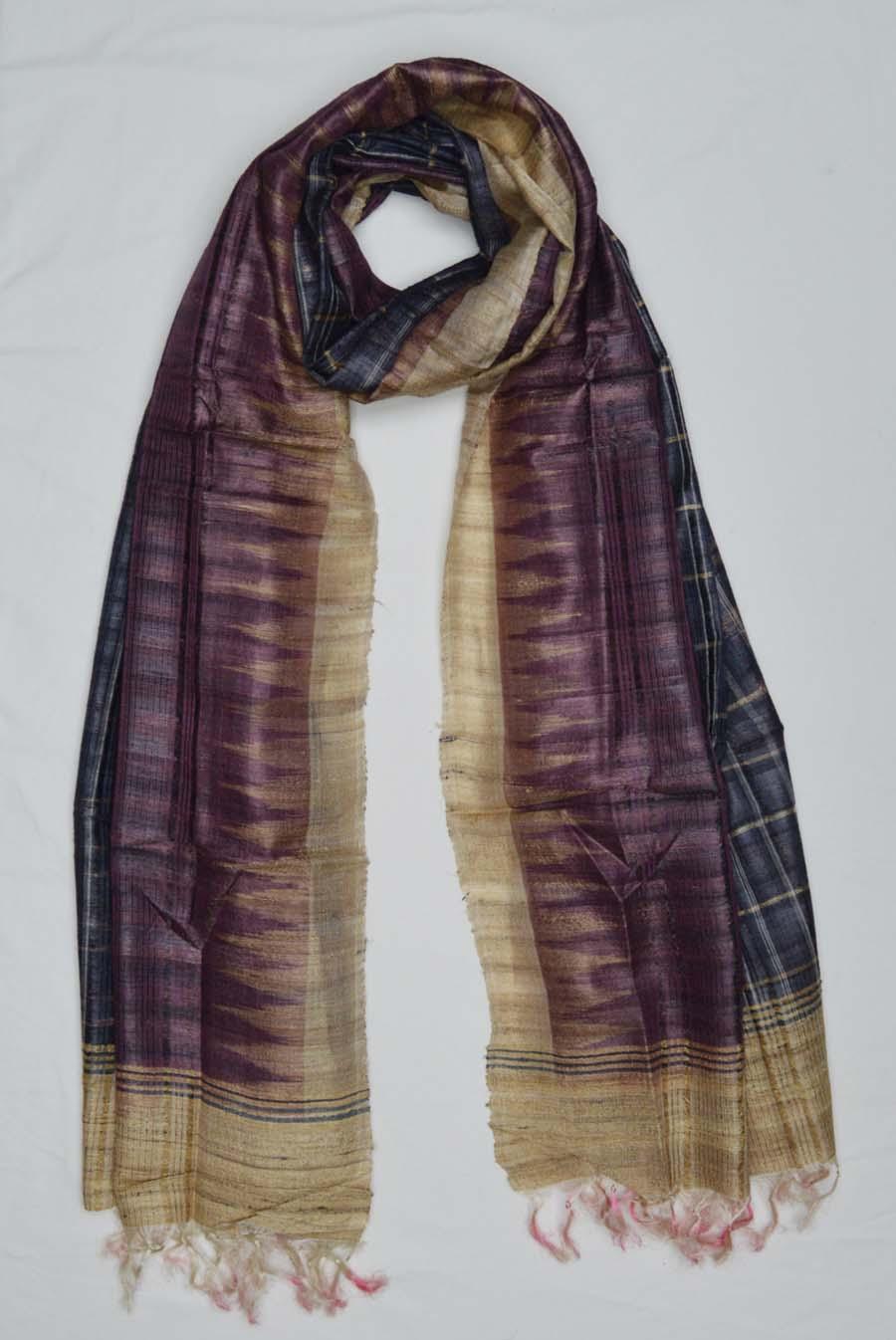 Tussar Silk  3822