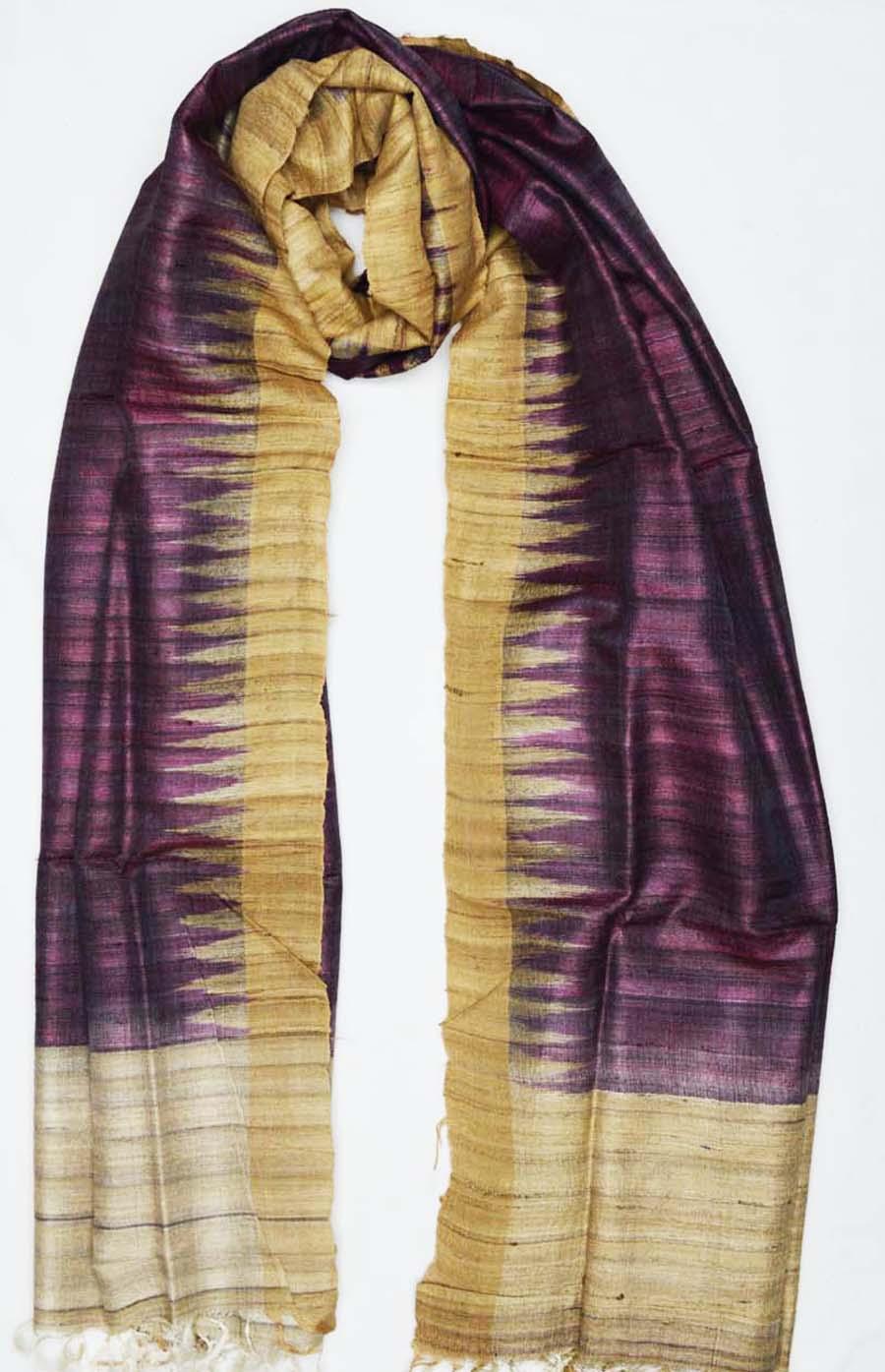 Tussar Silk  3825