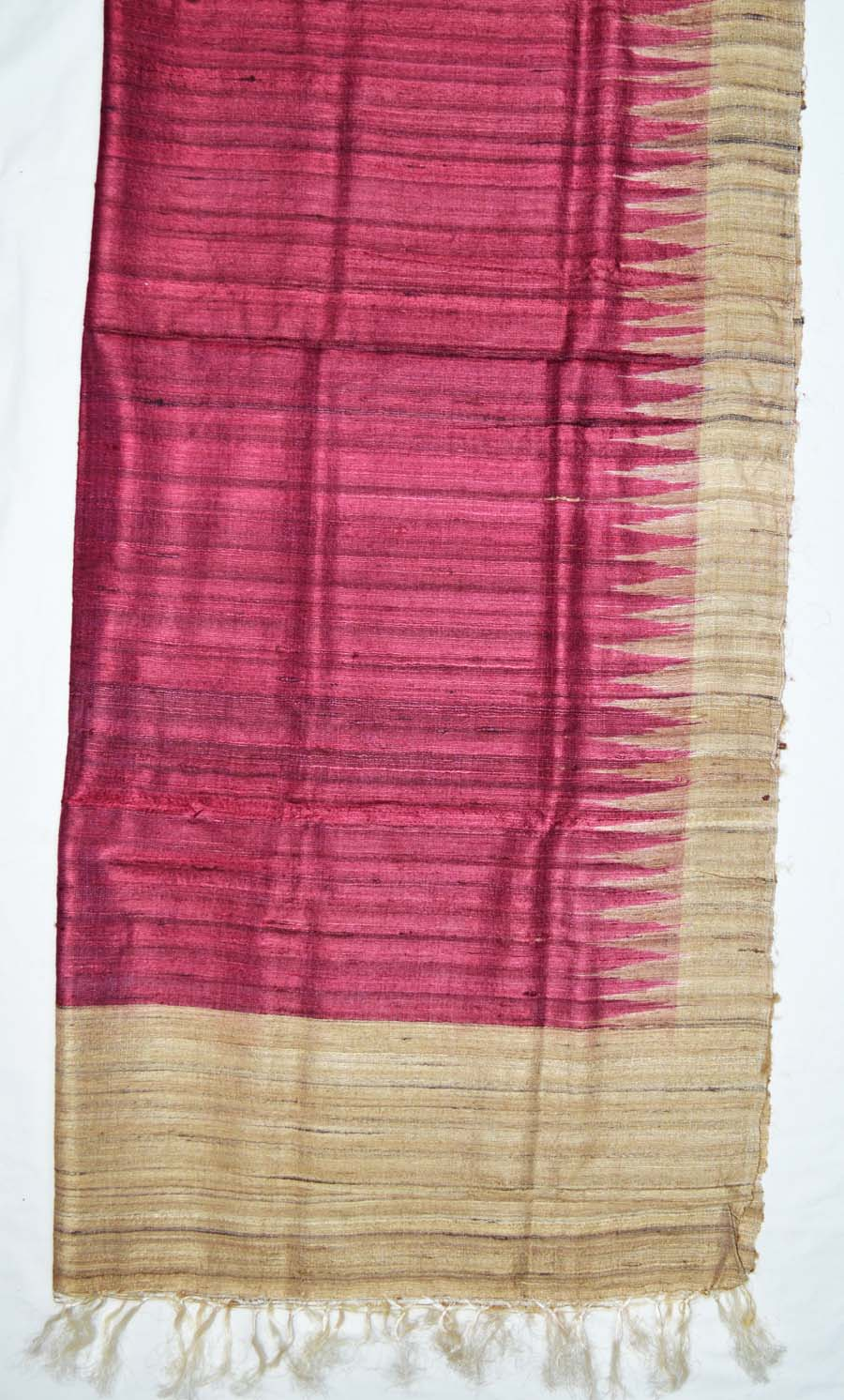 Tussar Silk  3826