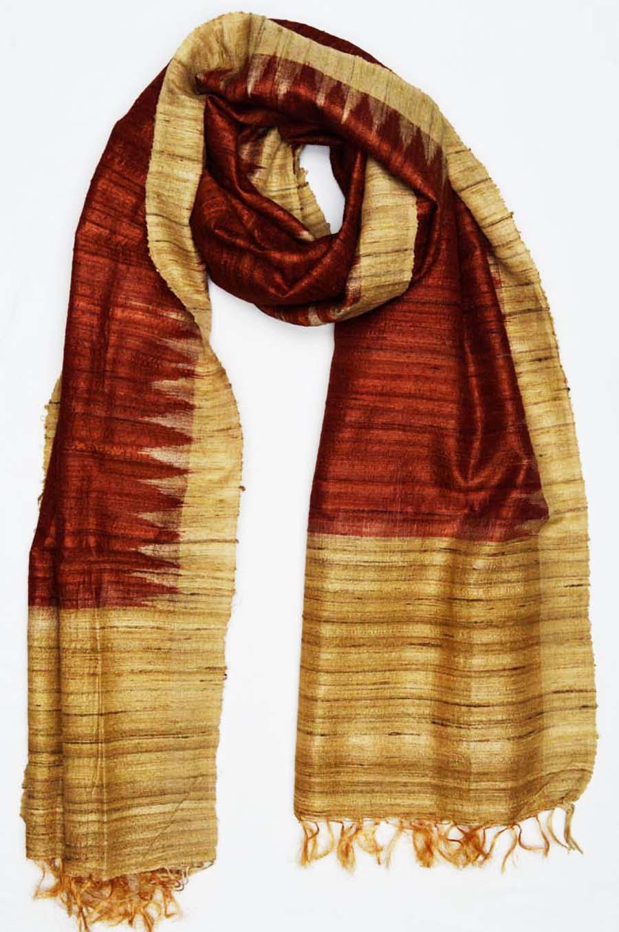 Tussar Silk  3827