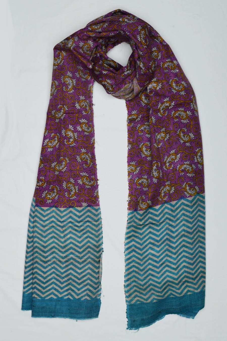 Tussar Silk  3837