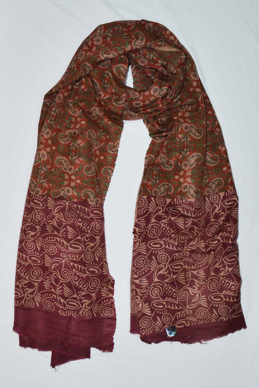 Tussar Silk  3838
