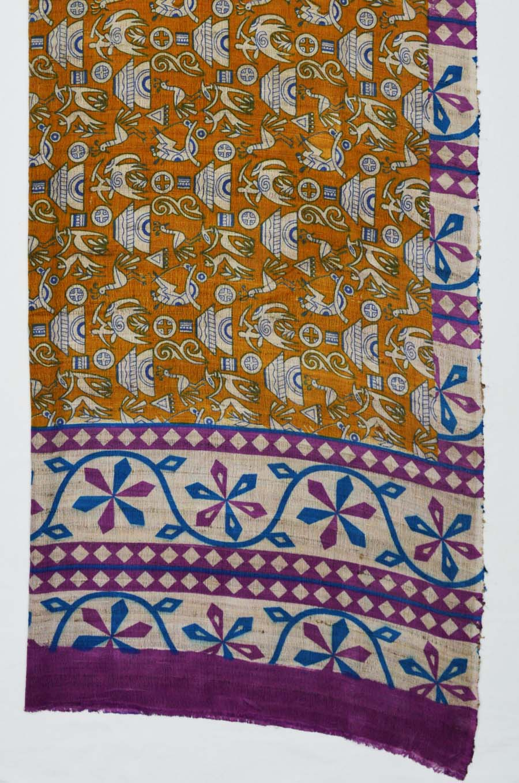 Tussar Silk  3839