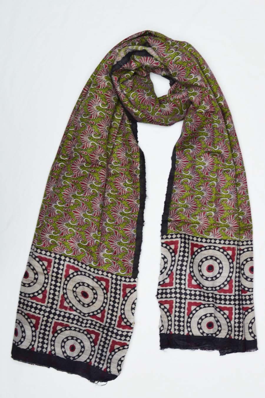 Tussar Silk  3843