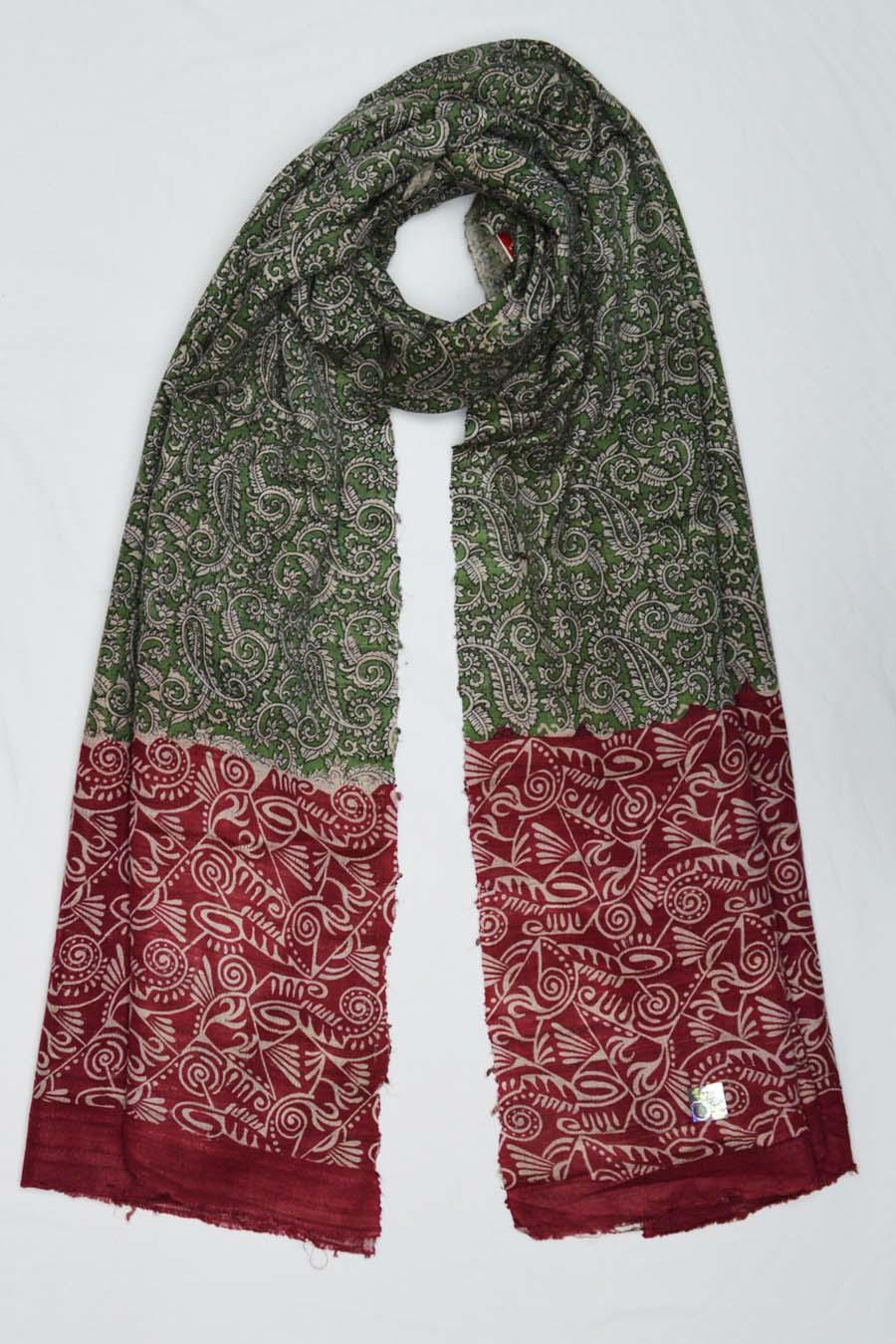 Tussar Silk  3845