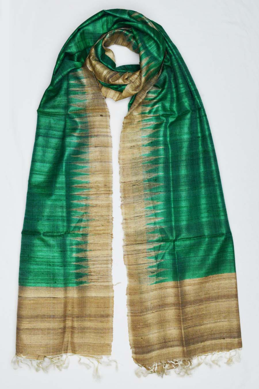 Copy of Tussar Silk  3850