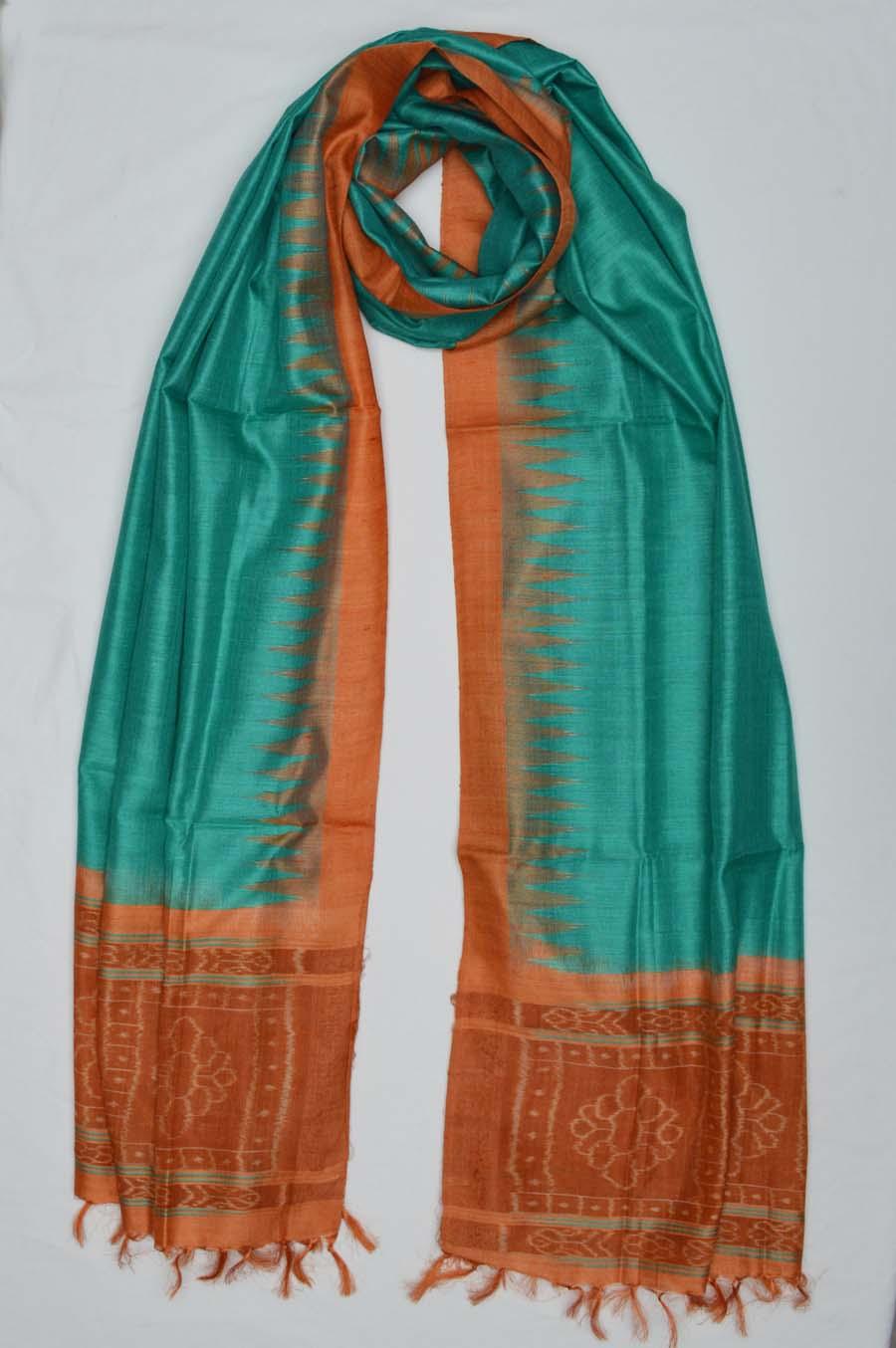 Tussar Silk  3853