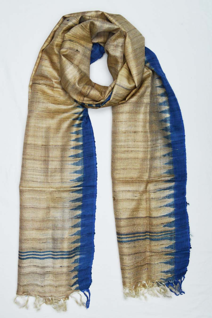 Tussar Silk  3855