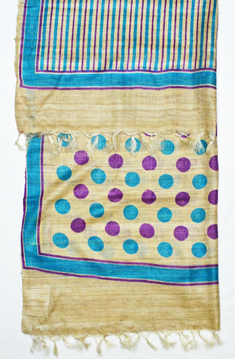 Tussar Silk  3932