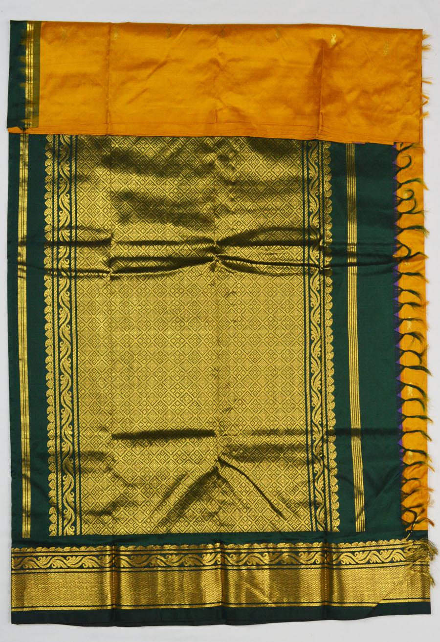 Temple Saree 4174