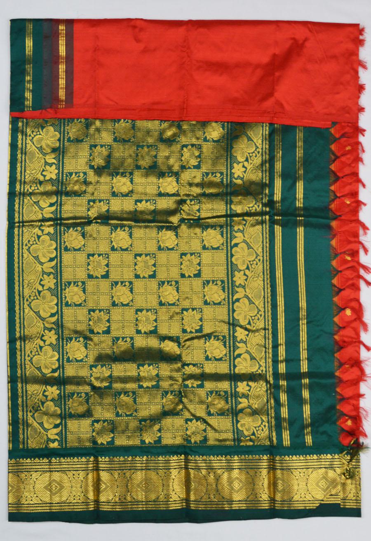 Temple Saree 4176