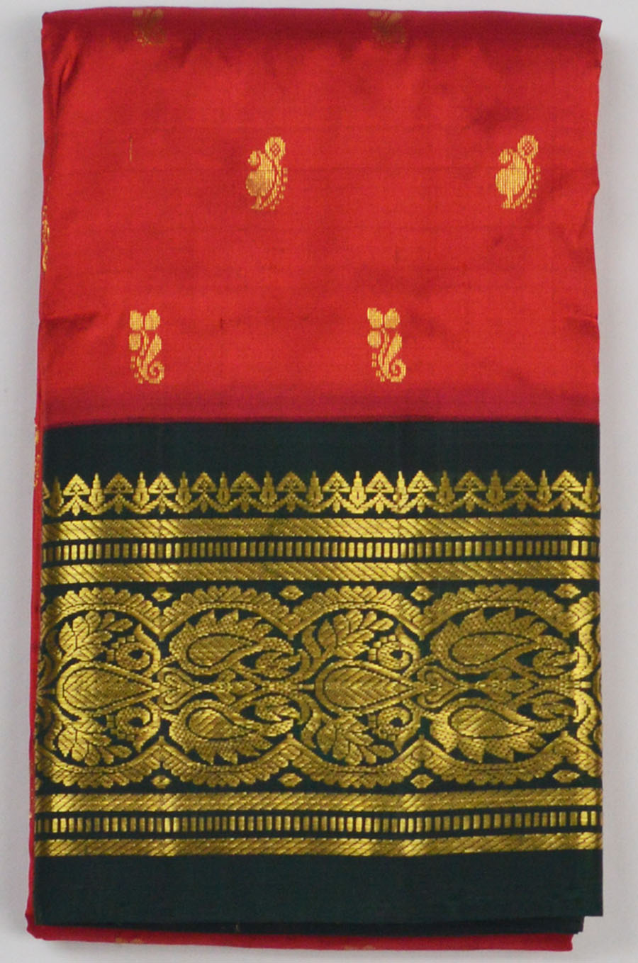 Temple Saree 4178