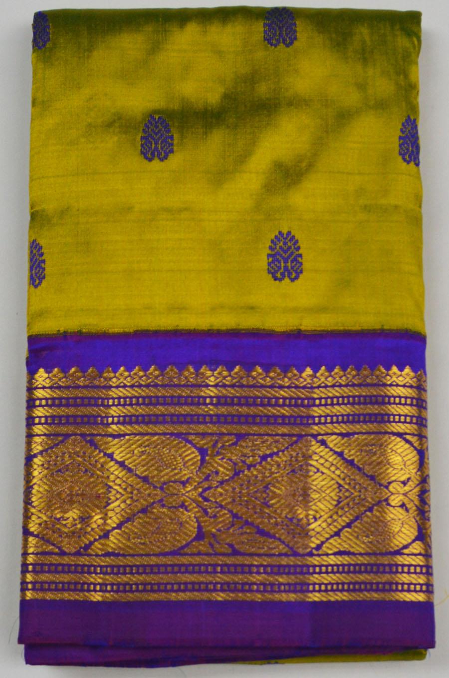 Temple Saree 4179