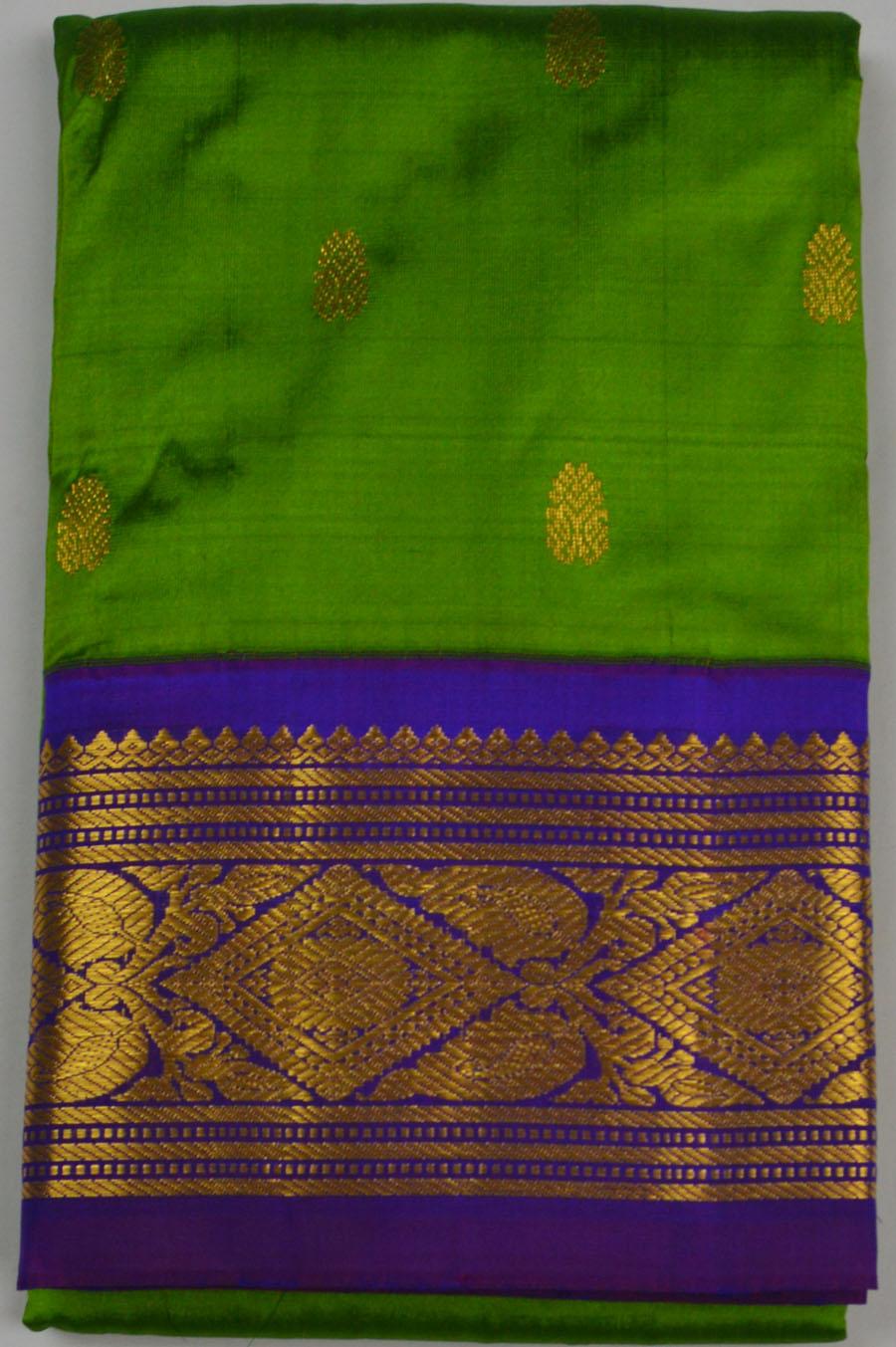 Temple Saree 4182